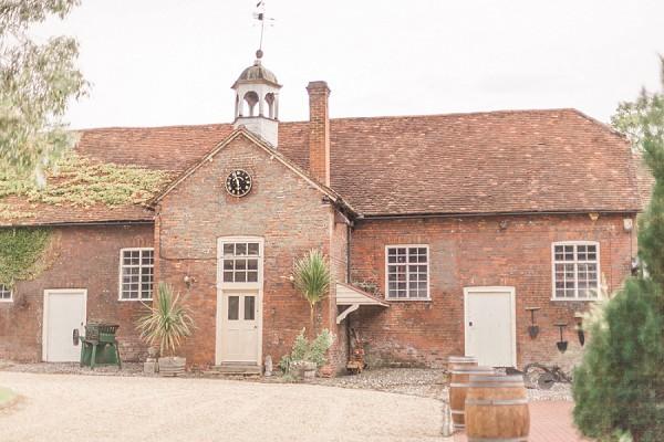 UK wedding venue vineyard