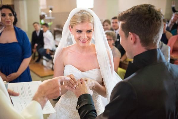 Villa Petersberg bride