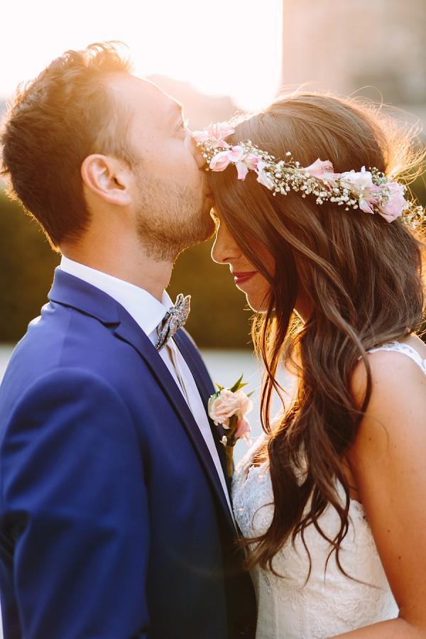 beautiful light wedding day
