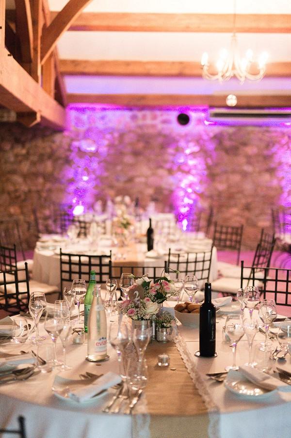 french barn wedding