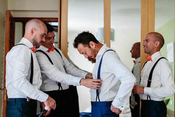 groom braces