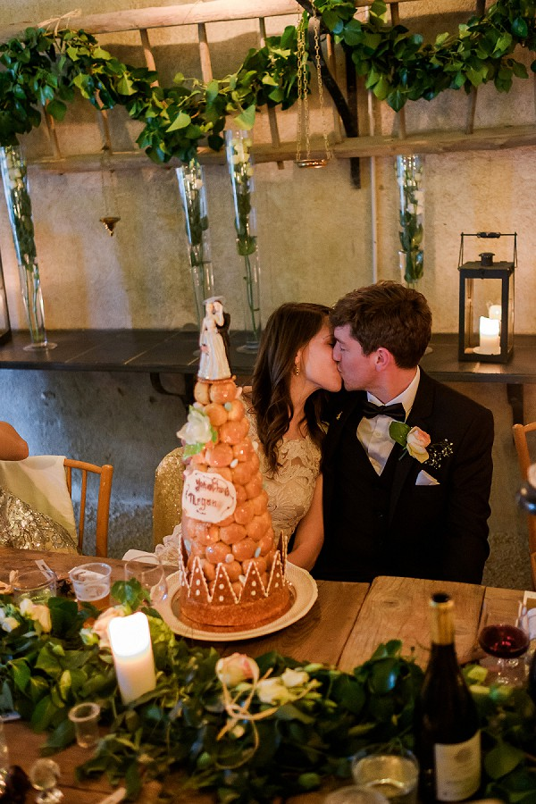 traditional french wedding cake