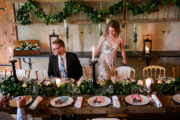 wedding breakfast table ideas