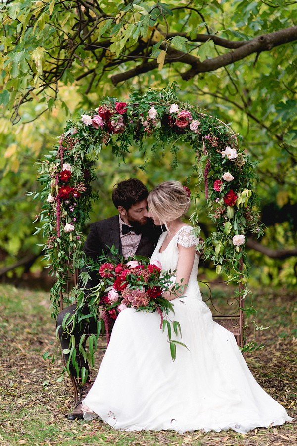 wedding love seat