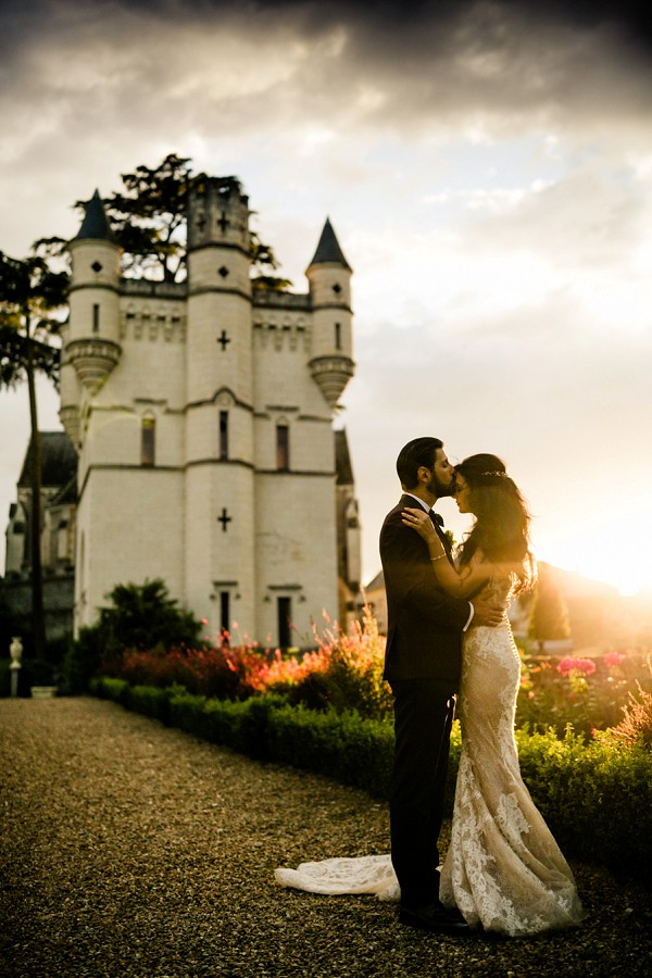 CHATEAU CHALLAIN DESTINATION WEDDING