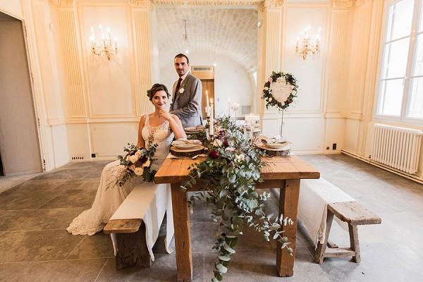 Emeraude & Coton Wedding Planner