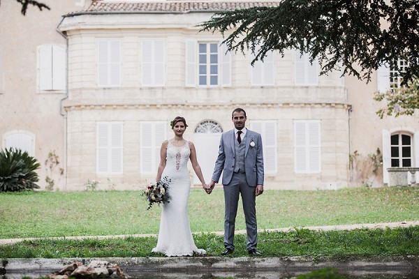 French wedding south of france