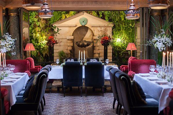 L'Hotel top ten luxury wedding venues in Paris