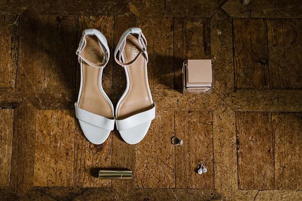 La Durantie bridal details