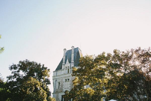 Loire Chateau wedding
