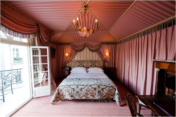 Luxury Paris Wedding Venue L'Hotel 0015