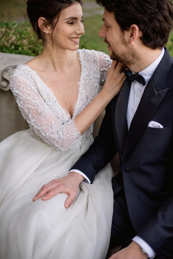 Luxury french wedding