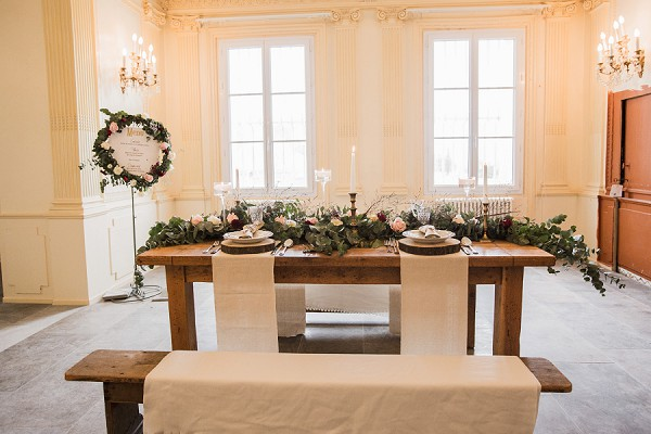 Rustic french wedding ideas