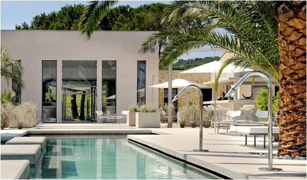 Top 5 Wedding Venues in St Tropez Hôtel Sezz St Tropez 2