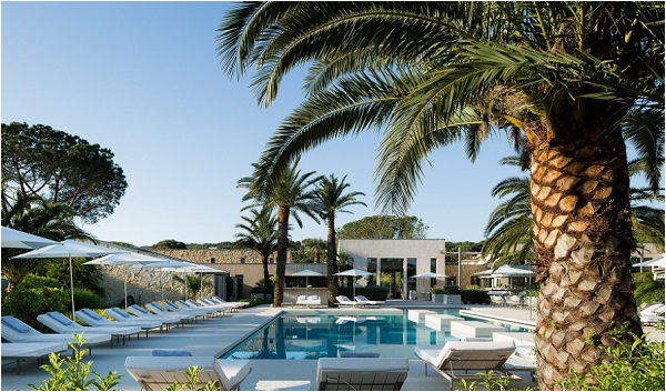 Top 5 Wedding Venues in St Tropez Hôtel Sezz St Tropez