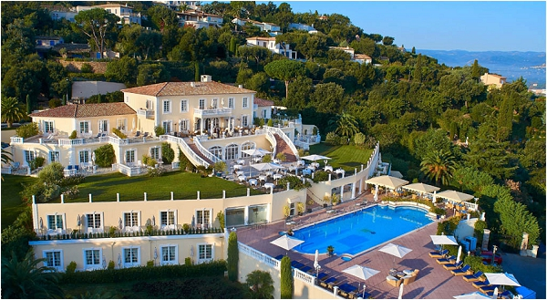 Top 5 Wedding Venues in St Tropez Hotel Villa Belrose 2