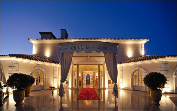 Top 5 Wedding Venues in St Tropez Hotel Villa Belrose