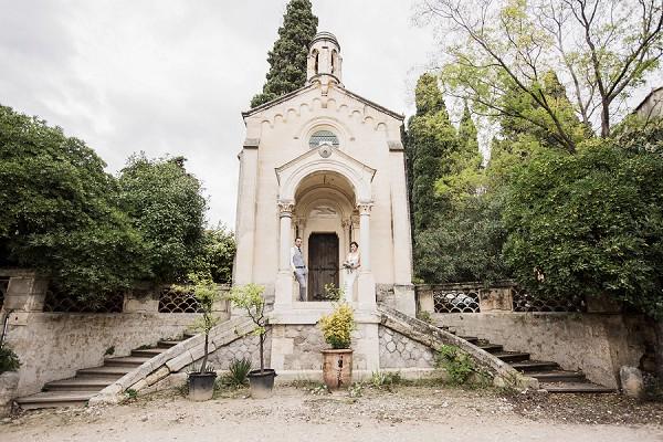 Unique french chapel