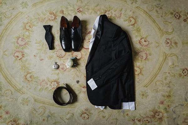 black tie La Durantie Wedding