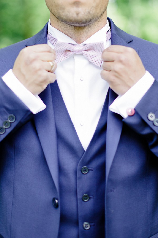 bow tie wedding