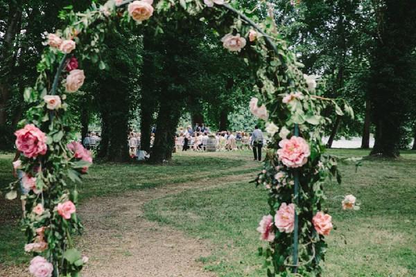 island wedding france