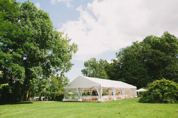 marquee hire france