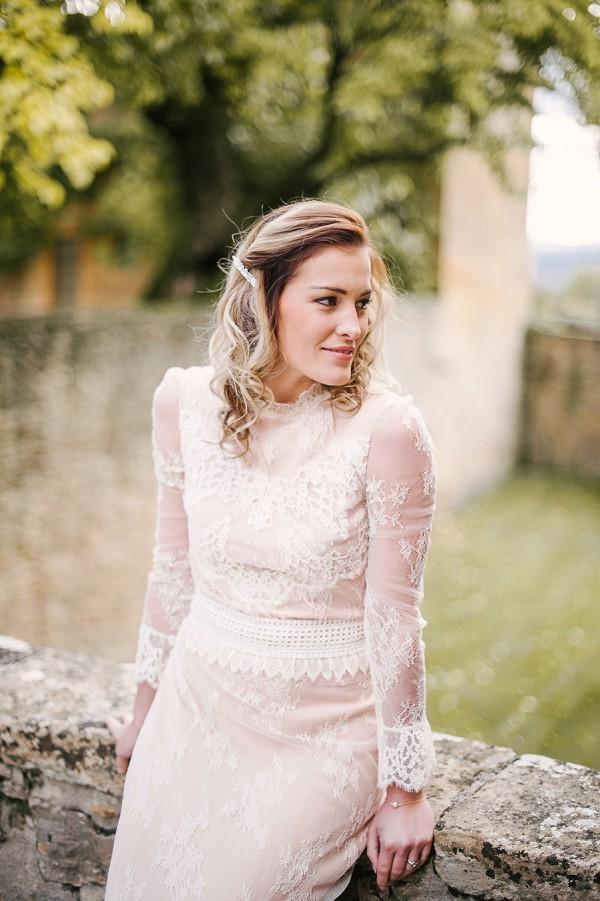 Caroline Takvorian gown