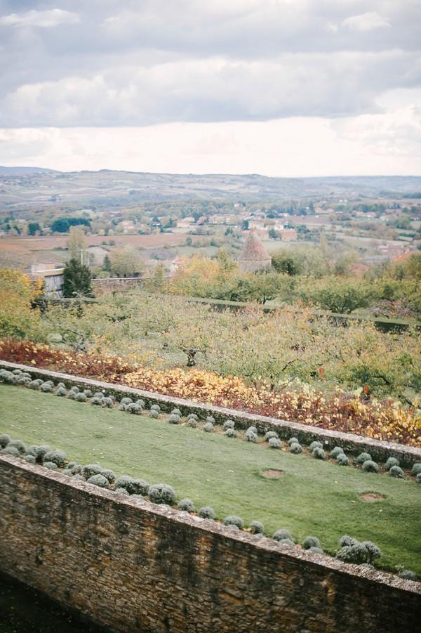 Château de Bagnols Wedding