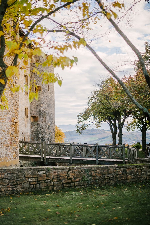 Château de Bagnols Wedding Venue