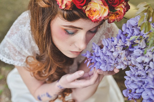 Flower Inspired Montpellier Wedding