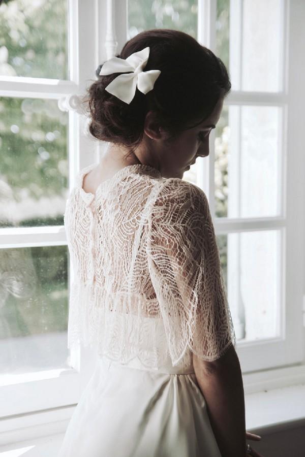 LieDil wedding dress