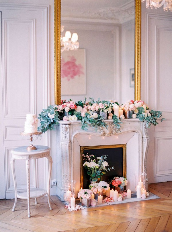 Luxury Paris elopement