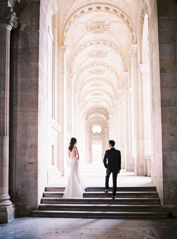 Luxury Paris wedding plan