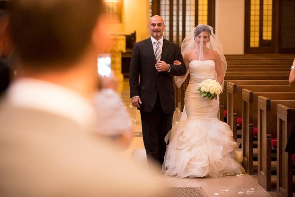 Paris Church wedding