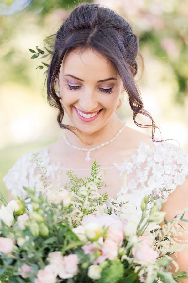 bridal make up inspiration
