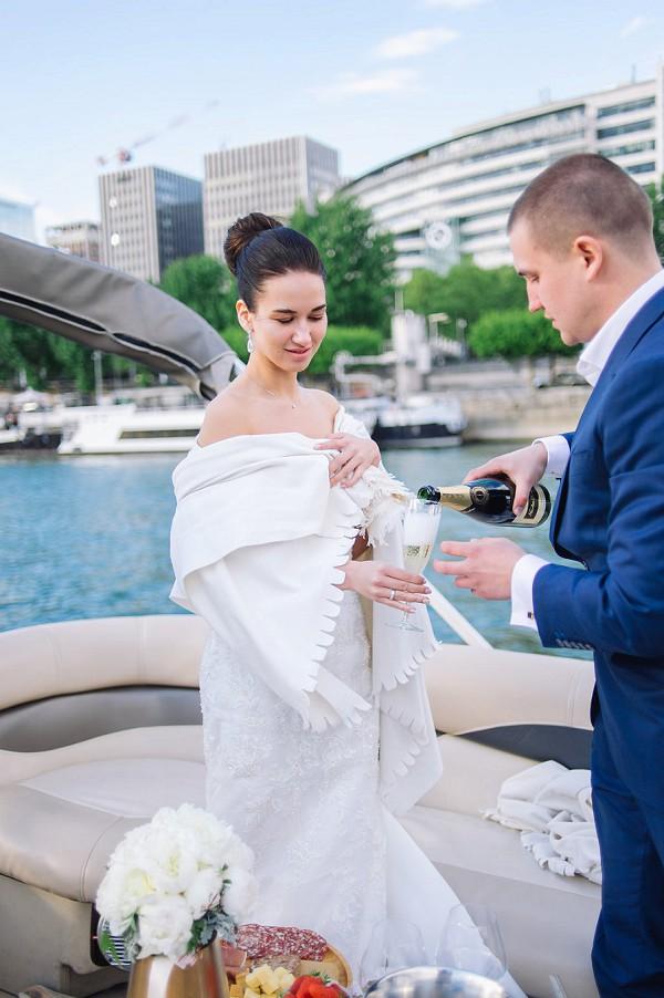destination Paris wedding ideas