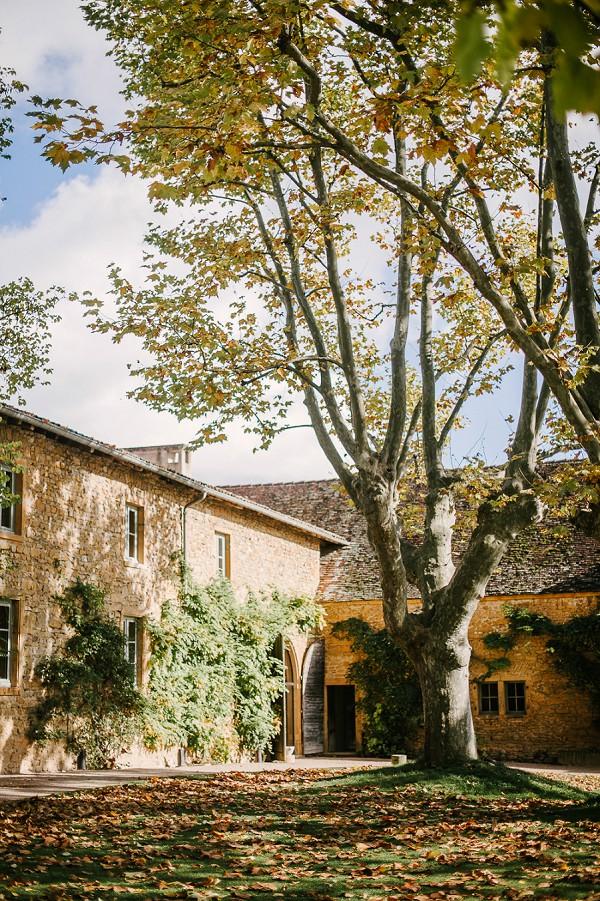 french garden wedding venue