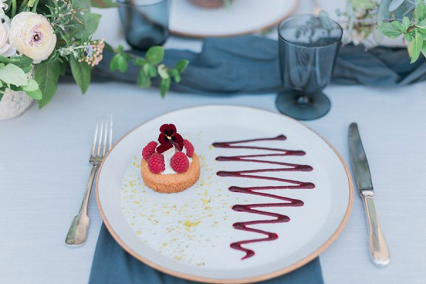 michelin star wedding food