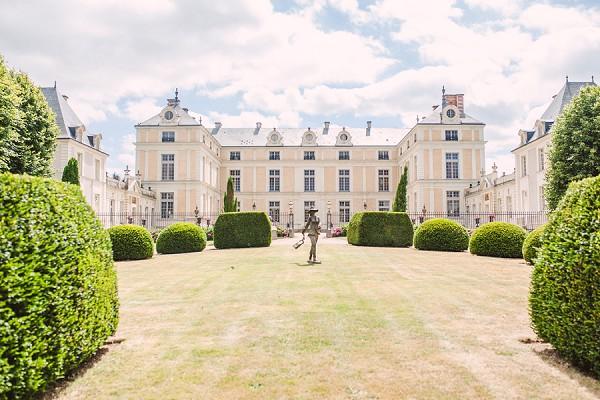Château Colbert Maulévrier