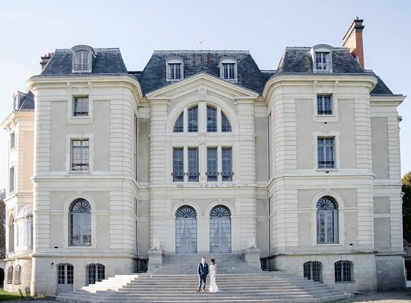 Château de la Canière destination wedding