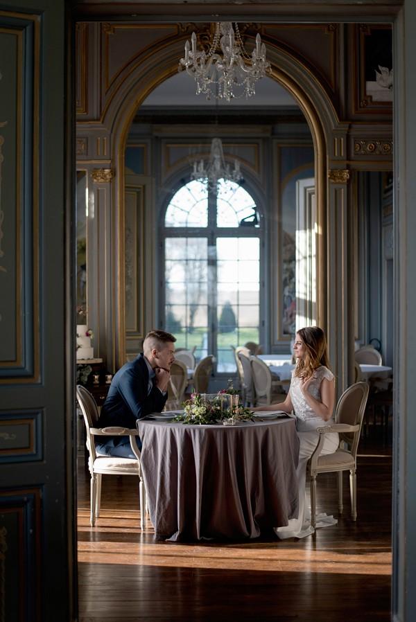 Château de la Canière wedding