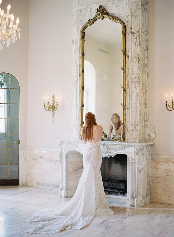Chateau wedding elegance