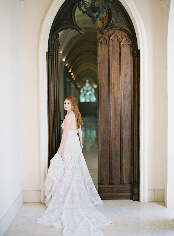 Elegant wedding gowns