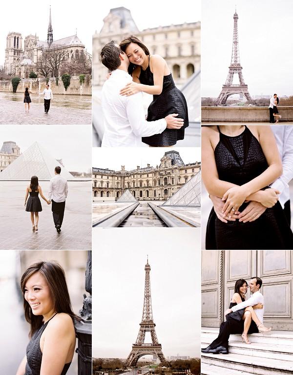 Epic Paris Engagement Session Snapshot