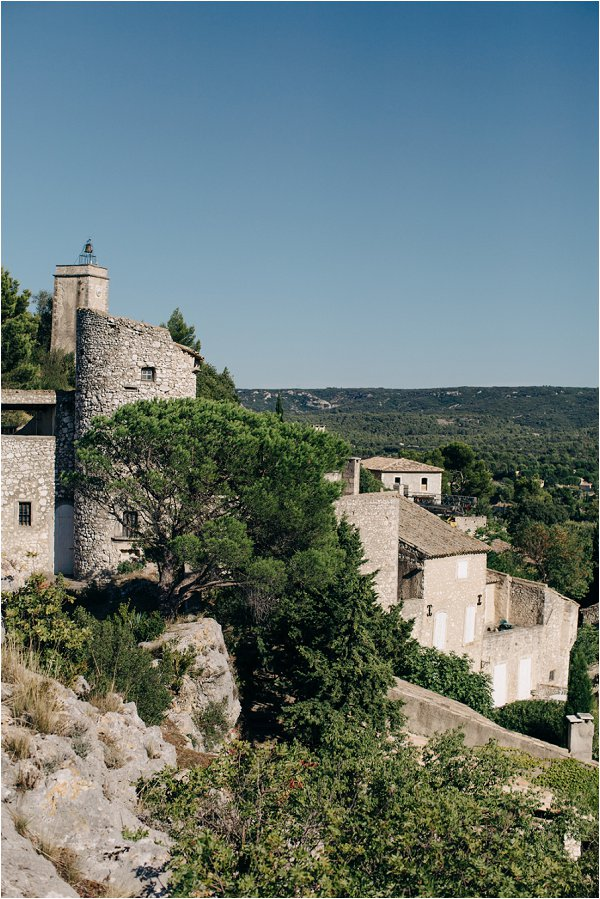 Eygalières in Provence