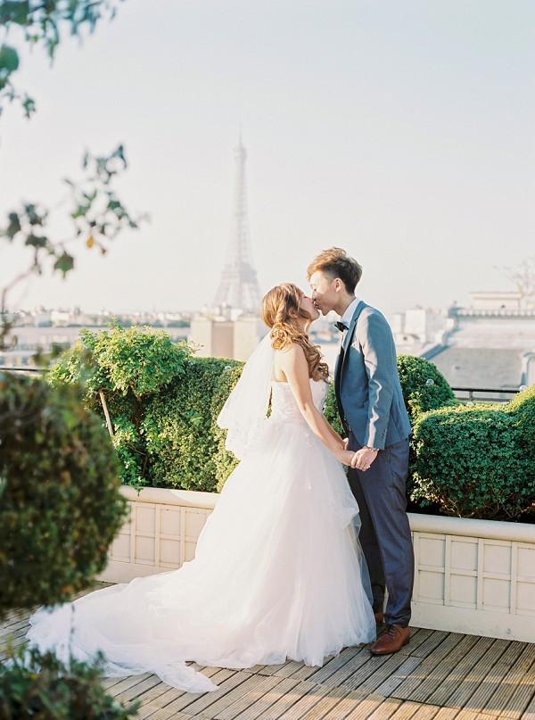 Landmark Paris Photo