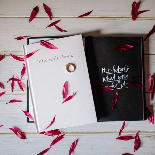 Little White Book Wedding Diary Organiser