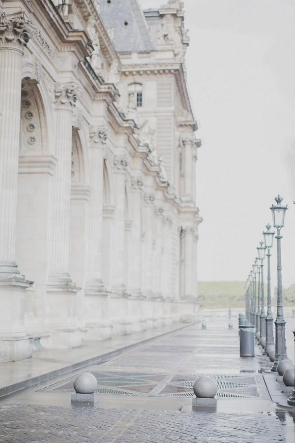 Soft Hue Paris Streets
