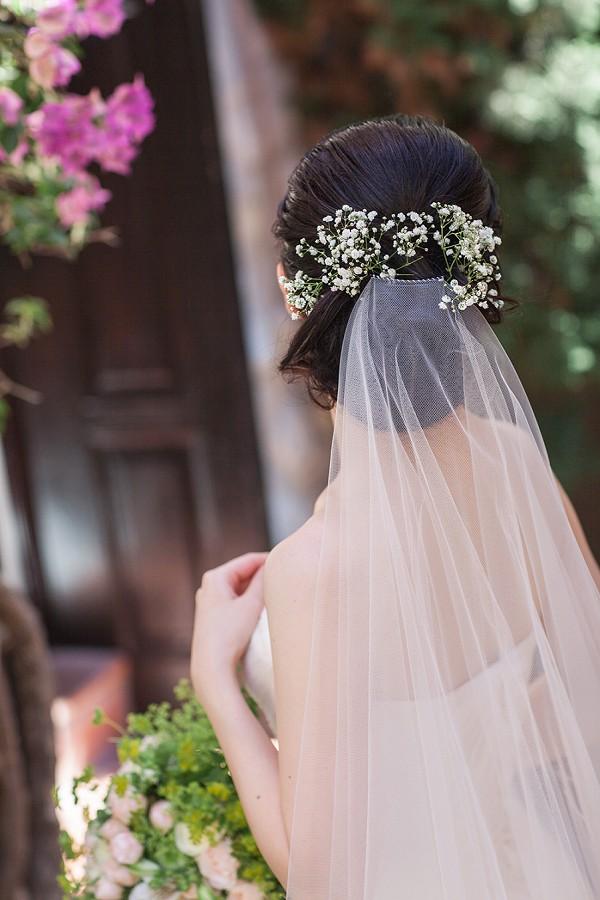 Vera Wang veil