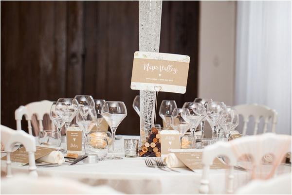 chic wedding table design | Image by Freddy Fremond